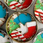 Christmas Cookies Hand Decorated