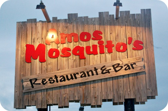 Amos Mosquito's Crystal Coast Summer Vacation Destination