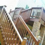 Our Summer Home Improvement Project – DIY Deck Stain
