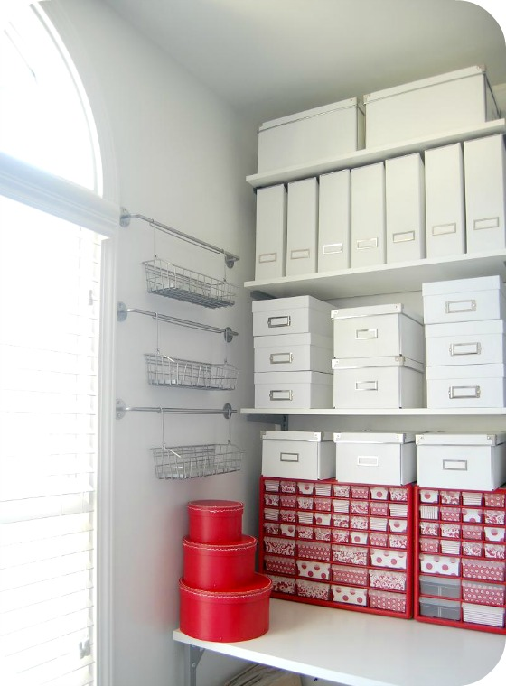 Small Space Storage Solutions and Ideas