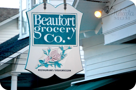 Summer Vacation Destination Beaufort Grocery Co