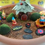 DIY Gnome Garden – Arts and Crafts with Kids