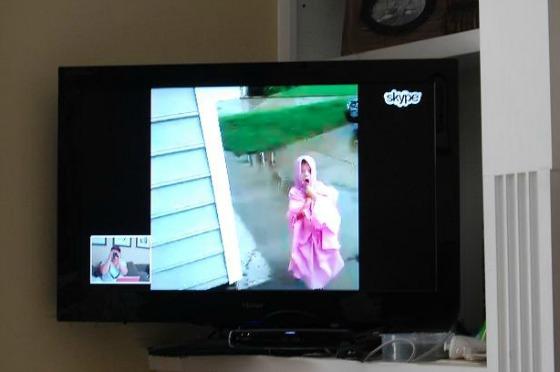 Logitech TV Cam Skype