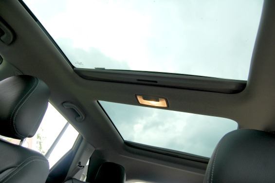Kia Sorento Review Dual Sunroofs