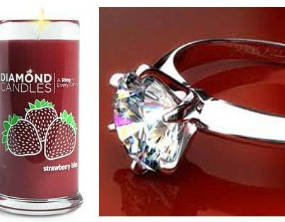Diamond Candles A Helicopter Mom