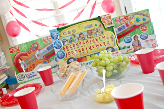 Leap Frog Touch Magic Party