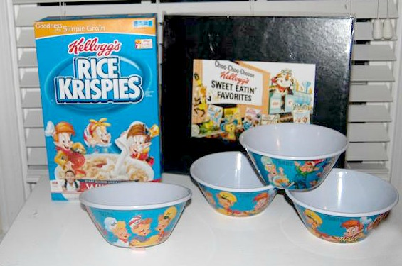 Stress Free Mornings Rice Krispies Giveaway