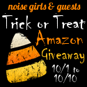 Trick or Treat Amazon Giveaway