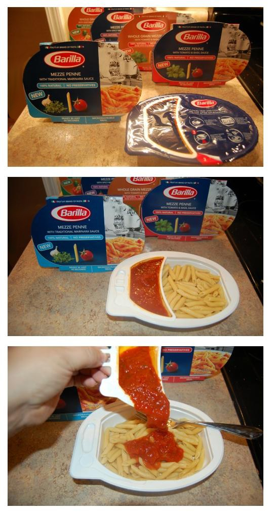 Fast and Easy Lunches from Barilla