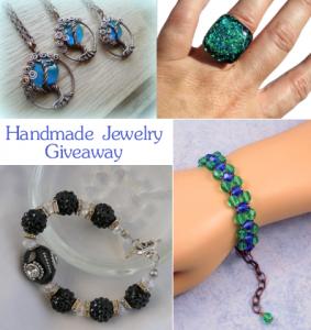 Handmade Jewelry Giveaway