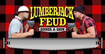 Lumberjack Feud Dinner Show Pigeon Forge