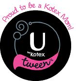 U by Kotex Tween