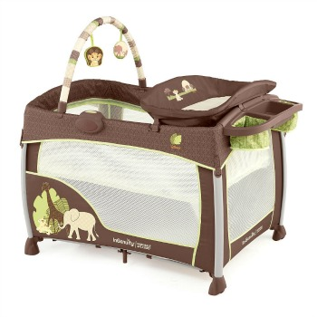 InGenuity Disney Lion King Premier Washable Playard Pack-N-Play