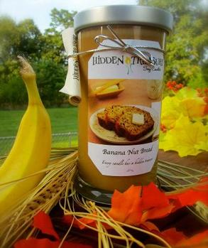 Hidden Treasure Candle Giveaway
