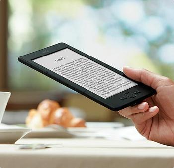 Kindle Giveaway