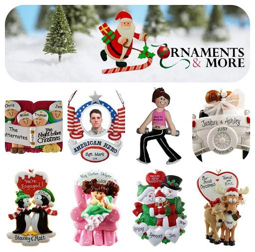 Ornaments & More