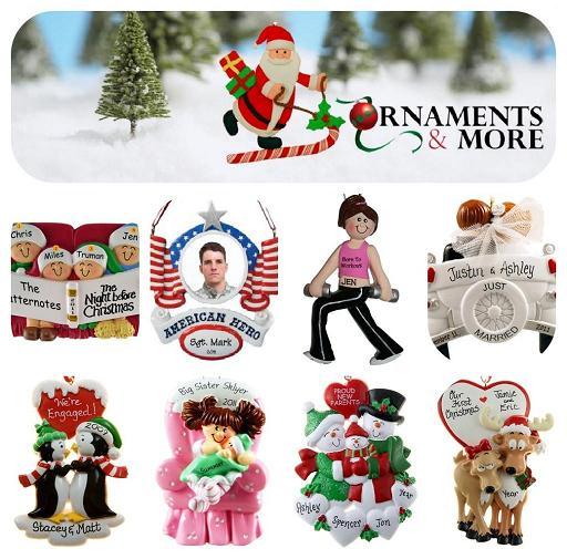 Ornaments & More
