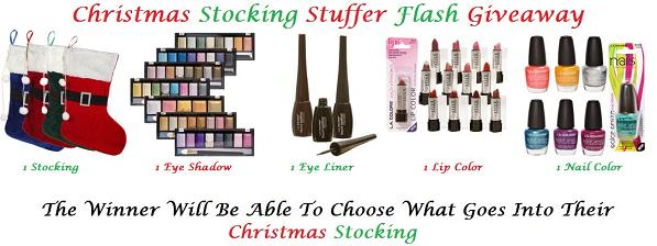 Stocking Stuffer Giveaway