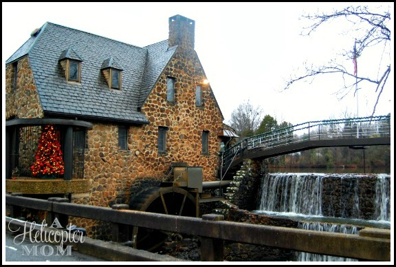 Old Mill House Christmas