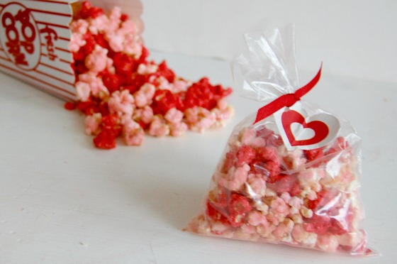 Flavored Gourmet Popcorn Favors Recipe