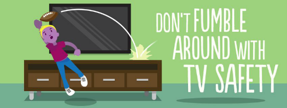 Flat Screen TV Safety SANUS