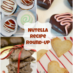 Nutella Recipe Round Up