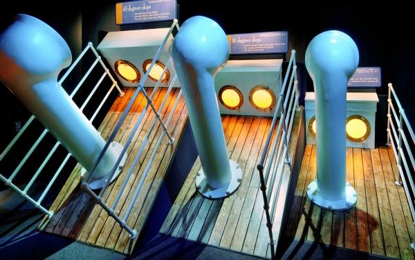 Titanic Tilted Decks Pigeon Forge