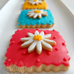 Spring Flowers Cookies - Recipe