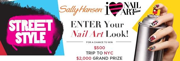 Sally Hansen I Heart Nail Art