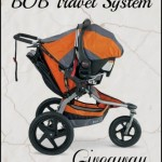 Bob Travel System and Britax Giveaway