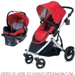 Britax B-Ready and B-Safe
