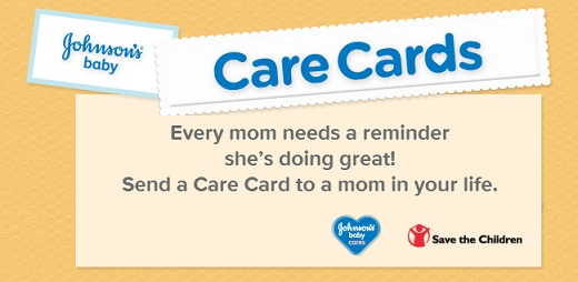 Johnson's Baby Cares - Support for New Moms
