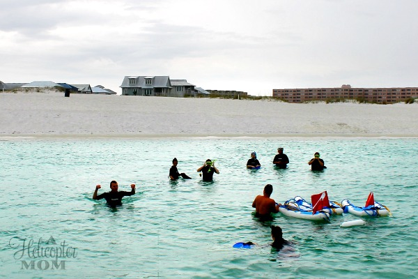 Things to Do in Destin, Florida Snuba Diving