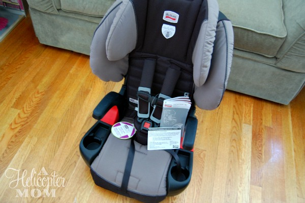 Britax Frontier 90 Review and Giveaway
