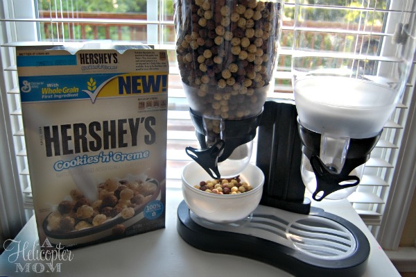 Hershey's Cookies n Cream Cereal