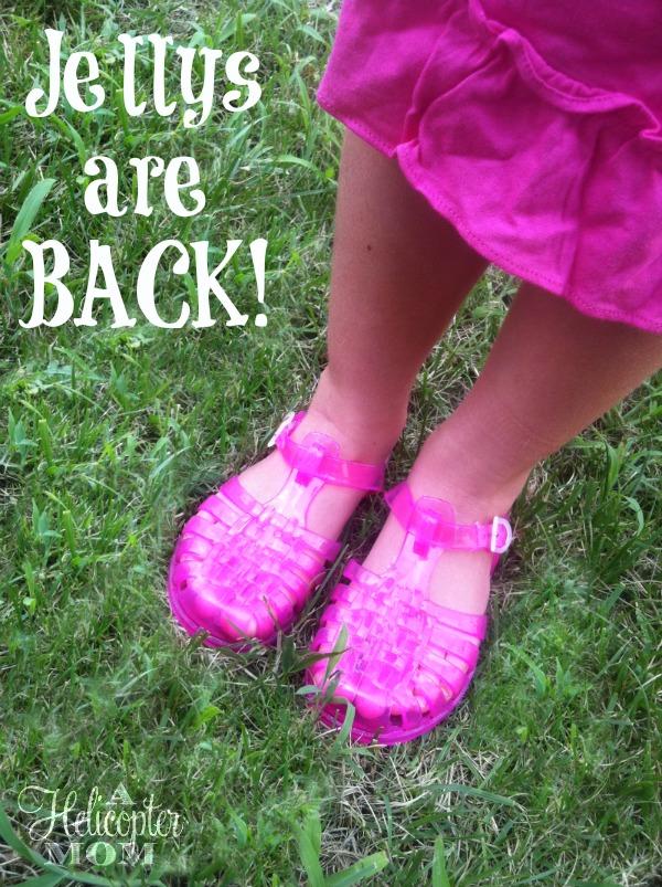 Purple Haze - Neon Purple Jelly Beans Sandals | Jelly Beans