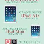 Holiday iPad Air Giveaway