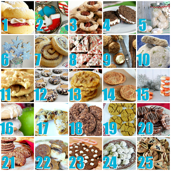 50 Best Christmas Cookies #Christmas #Holiday #Cookies #Recipe - A ...