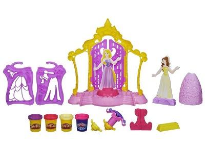PLAY-DOH Disney Princess Design-A-Dress Boutique Playset