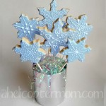 Snowflake Cookies #Christmas #Cookies #Recipe #Tips