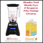 Blendtec Giveaway at A Helicopter Mom