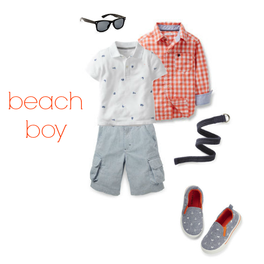 Beach Boy - Carter's s