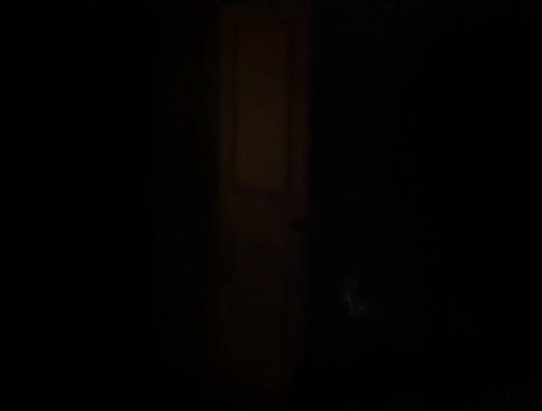 It Was Seriously Dark