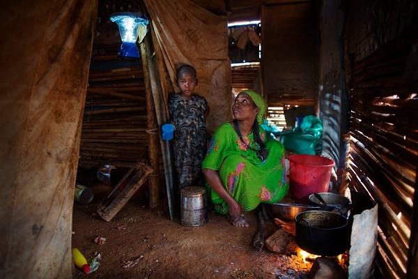 Ethiopia Refugee Camps