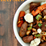 Hearty Beef Stew Recipe #beef #recipe