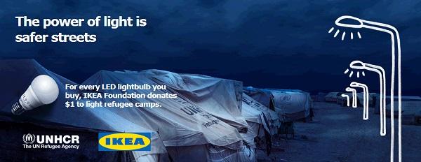 IKEA Brighter Lives for Refugees