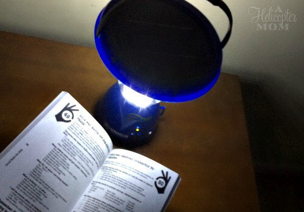 IKEA Solar-Powered LED Lantern