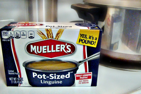 Mueller's Pot Sized Pasta