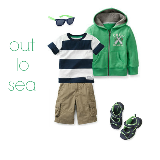 Out to Sea - Carter's s
