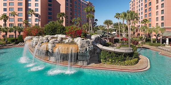 Caribe Royale Gorgeous Pools